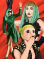 Lady Gaga 三態 by ID: Ke7xId3F1c Lady Gagaスレ#112