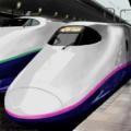 JR東日本 E2系新幹線電車 J編成 1000番台 東北新幹線「はやて」
