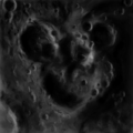 水星のクレーター