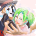 「ごめんね〜!!(泣」