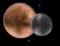 冥王星とその衛星