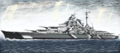 「ビスマルク(戦艦)」/戦艦ビスマルクのお絵カキコ(語るスレ#50)