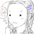 ニワンゴを欲しがるさぽ3たん(みつあみ)の図(雑談スレ40より。ありがとー!)