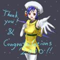 2000回目おめでとうございます!