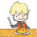 食べとく。