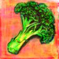 「ブロッコリー」/ブロッコリーのお絵カキコ(語るスレ#108)