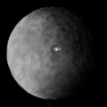 1 : Ceres (by Dawn)
