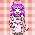 看護婦プレイですかね?