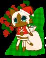 クリスマスアイルー