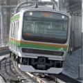 JR東日本 E231系電車 宇都宮線 (湘南新宿ライン)